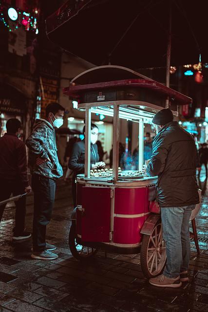 Beyoglu Street Photography