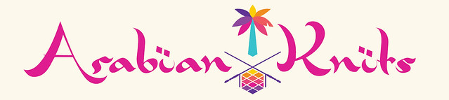 Arabian Knits Cut Logo