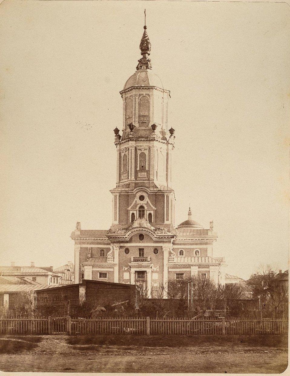 Меншикова башня