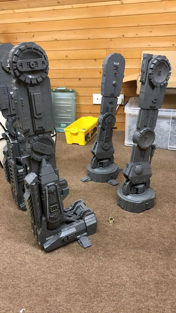 UCS At-M6 legs