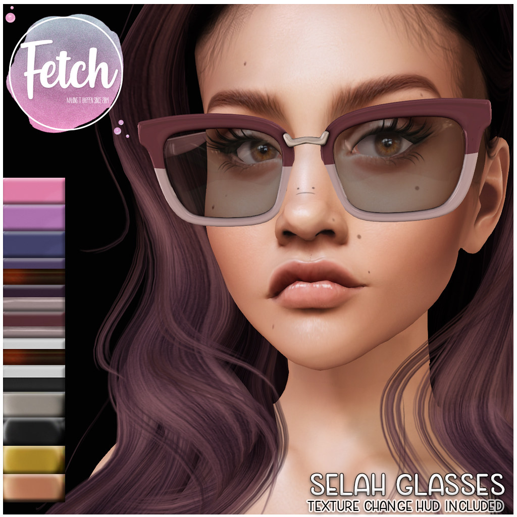 [Fetch] Selah Glasses @ Uber!