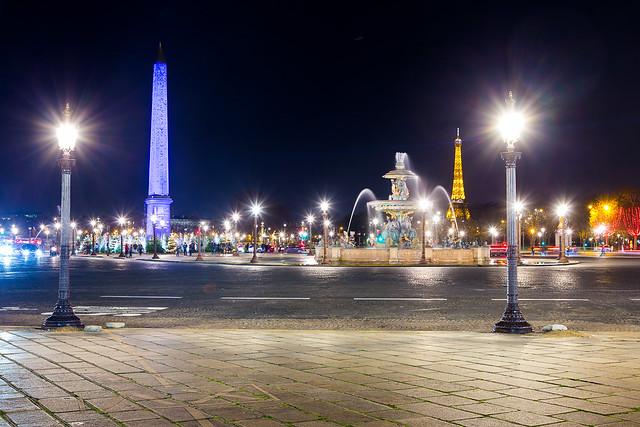 France - Paris - Place de la Concorde