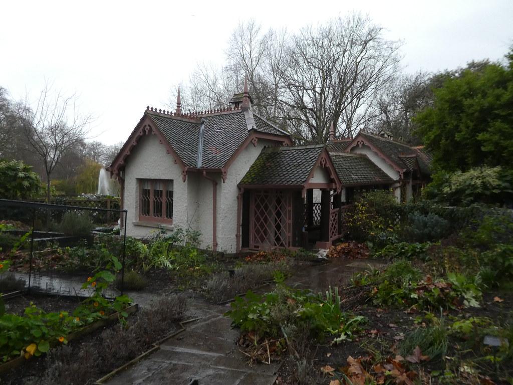 Duck Island Cottage, St. James Park