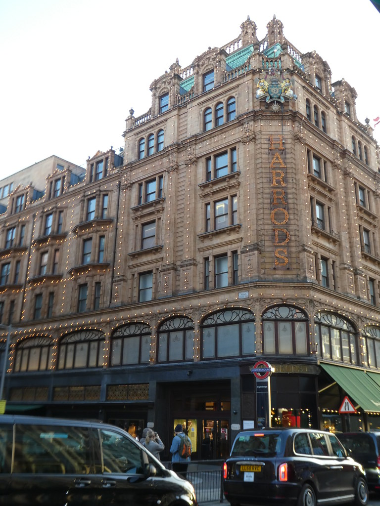 Harrods Department Store, Knightsbridge