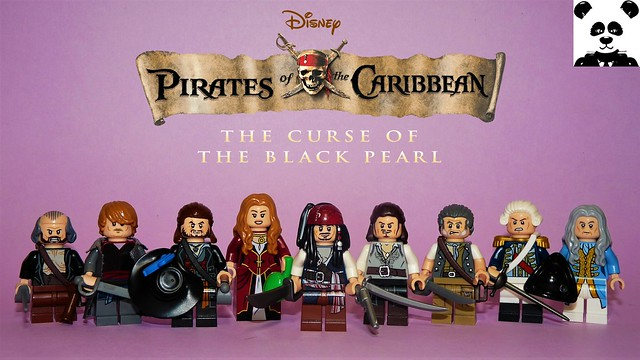 Pirates of the Caribbean: The Curse of the Black Pearl (2001)