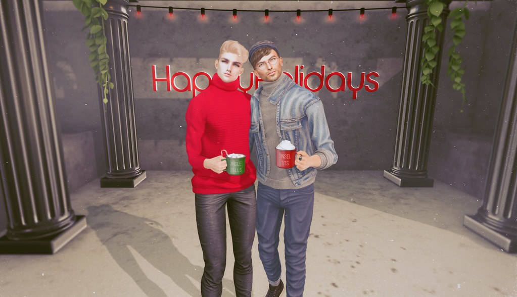 We Chillin, Happy Holidays.