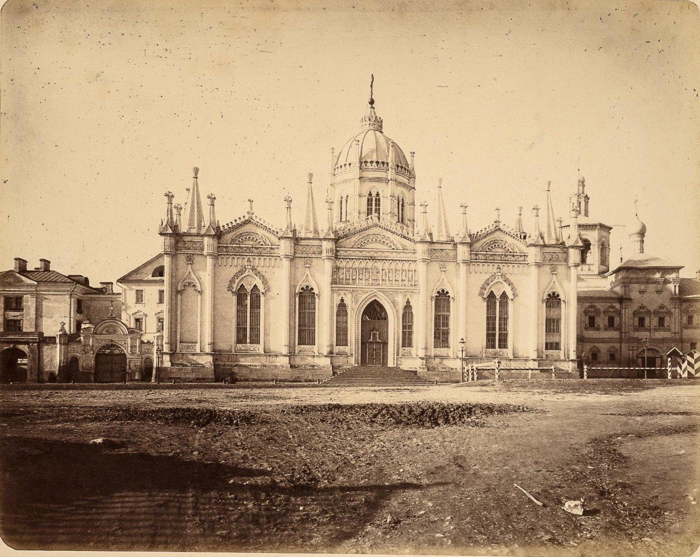 Церковь Святой Екатерины Вознесенского монастыря