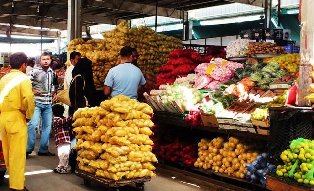 5861 Saudi Custom imposes 15% duty on Vegetables