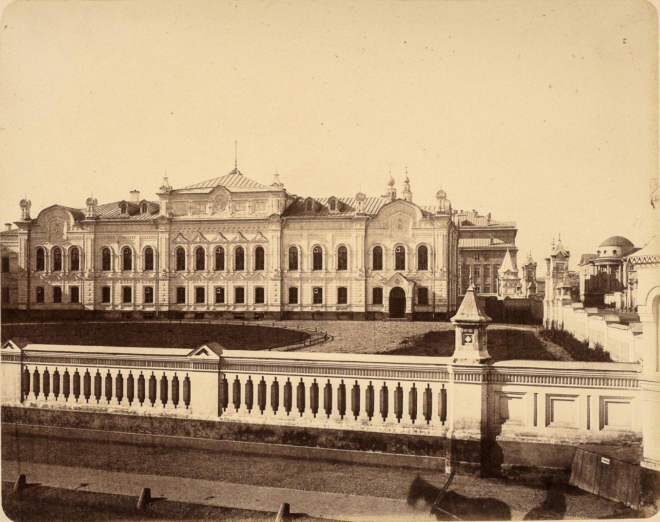 Дом главного архива министерства иностранных дел (Московский главный архив)