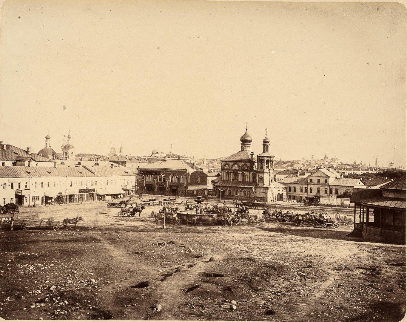 Варварская площадь
