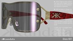 KUNDALA Glass K01