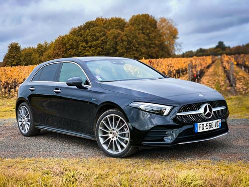 Essai Mercedes Classe A hybride sur la chaîne Youtube Cars Passion https://youtu.be/3LiLfUQCDMQ