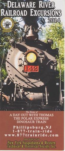 Belvidere and Delaware River Railway 2014