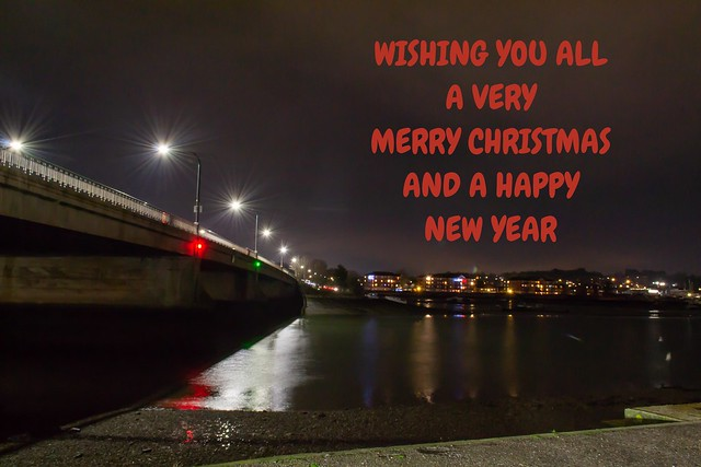 Merry Christmas and a happy new year to all.