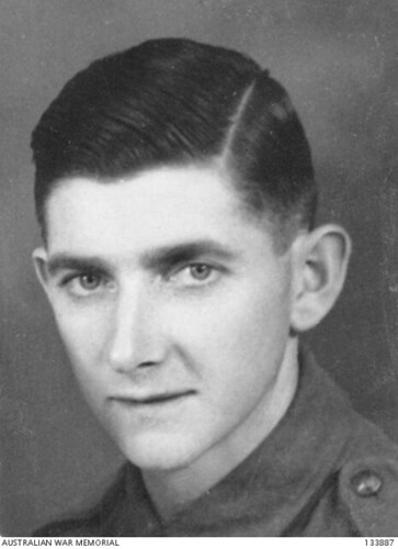 Private William Thomas Doolan. Australian army