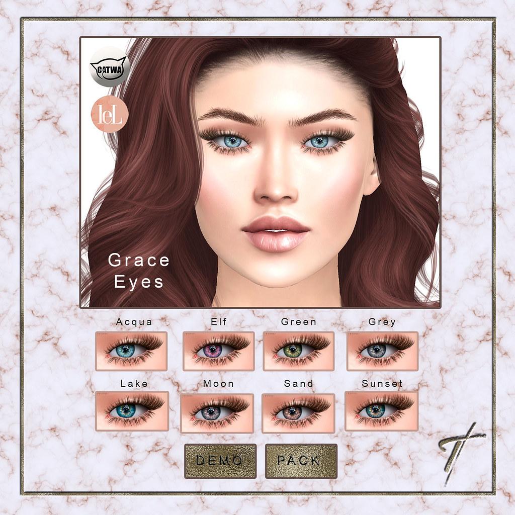 Tville – Grace Eyes