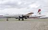 Douglas DC-6, N666SQ