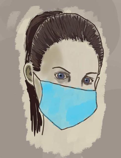 short ok masked