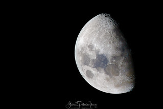 Waxing Gibbous | by Gabriel Paladino Photography