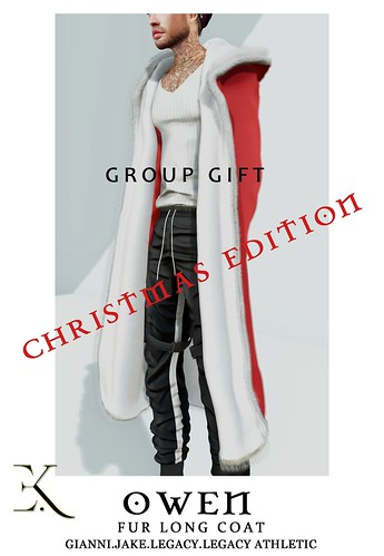 E.K - Christmas Group Gift - Limited time only !