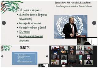 Modelo ONU Proyecto Beginners