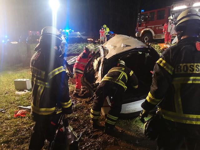 22.12.2020 Verkehrsunfall