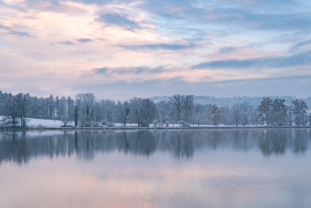 Winter Wonderland at Katzensee (explored)