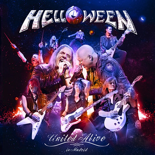 Album Review: Helloween - United Alive in Madrid