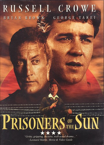 AMB-07a Prisoners of the sun (DVD)