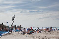 Varadero Beach Scene