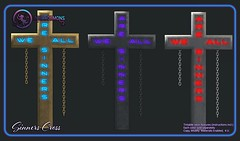 {ID} Sinners Cross
