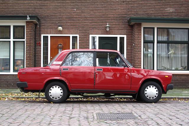 1990 Lada 2105 1.2 L