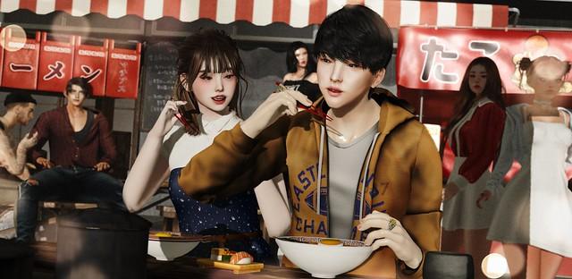 .Sakura & Haruki.