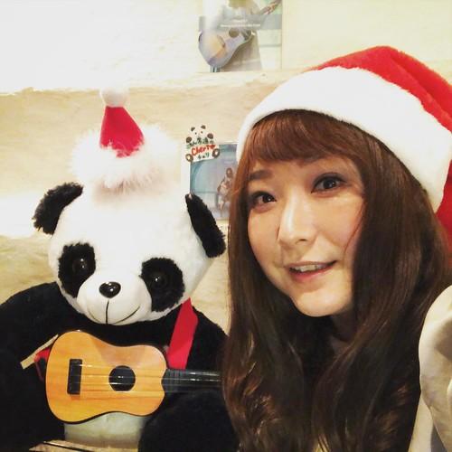 パンダ師匠&Cheri*より、メリークリスマス!