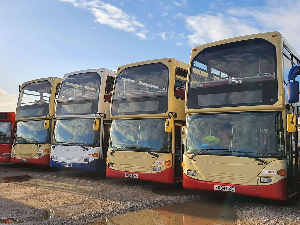 Ex Brighton now with Plymouth Citybus Citybus