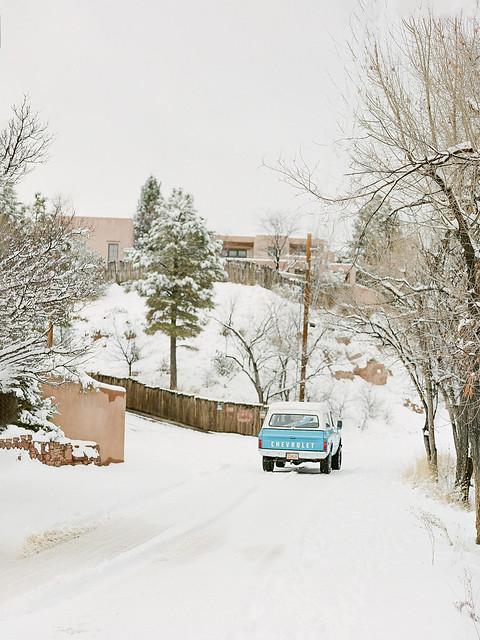 real winter. santa fe 2019