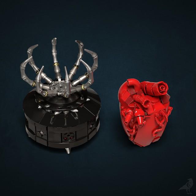 Heart Artifact 2