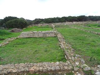 Vestiges romains de Piantarella
