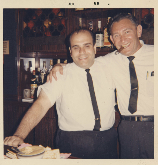 Bartenders, Fred and Al, 1966