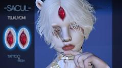 -SACUL- Tsukuyomi BOM+MESH