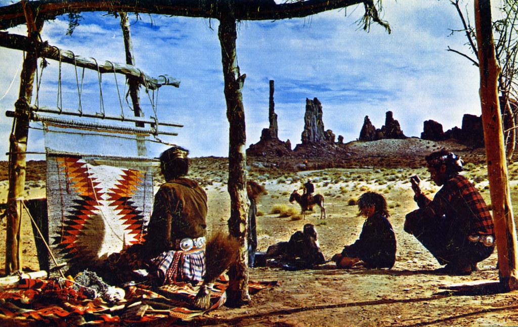 Navajo Indians Arizona - Utah AZ UT