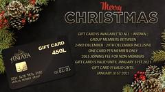 :: ANTAYA :: Christmas Group gift