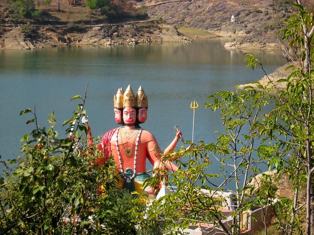 Hanuman, Himachal Pradesh, India