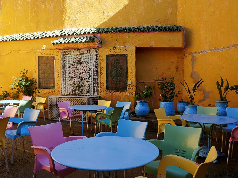 La Noria Cafe Fes
