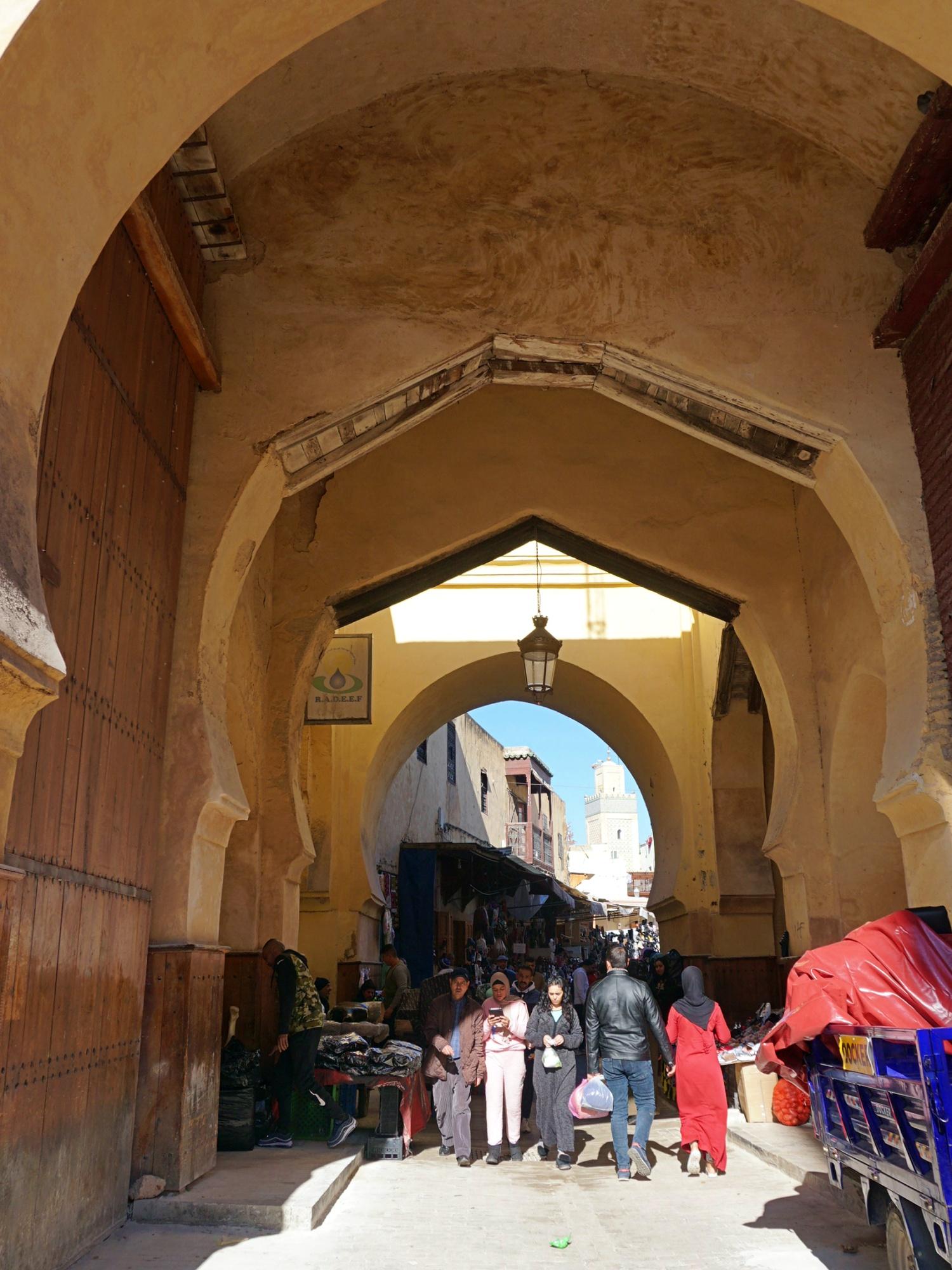 New Medina Fes