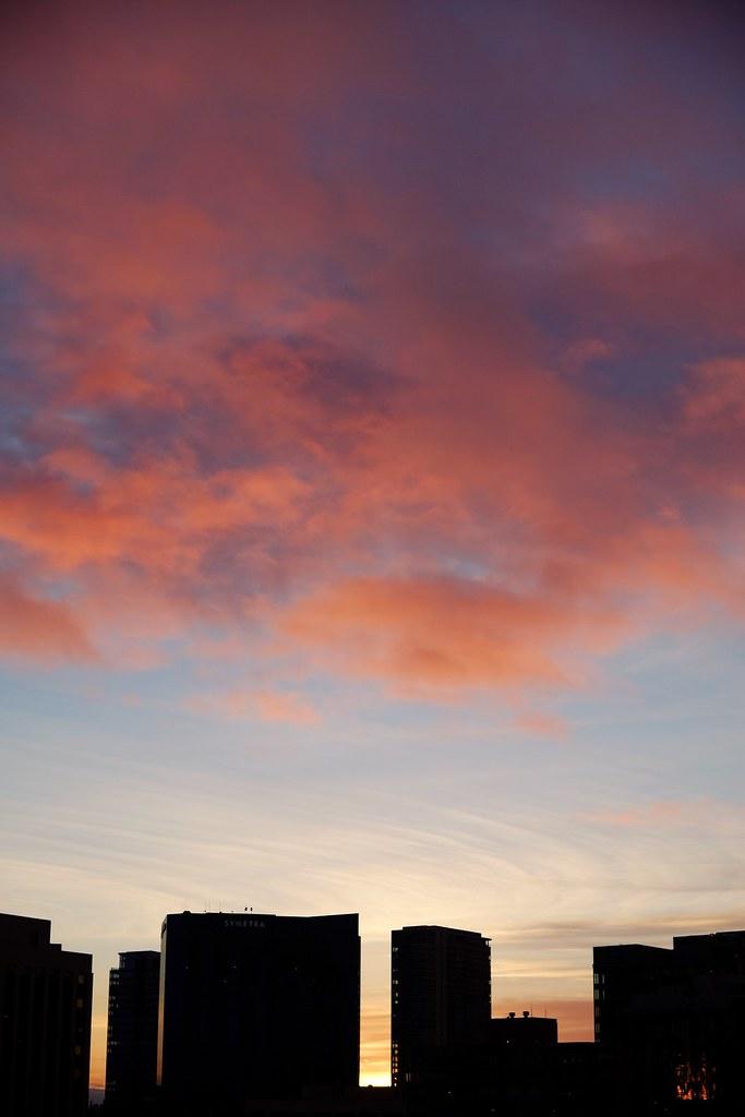 Bellevue Sunsets