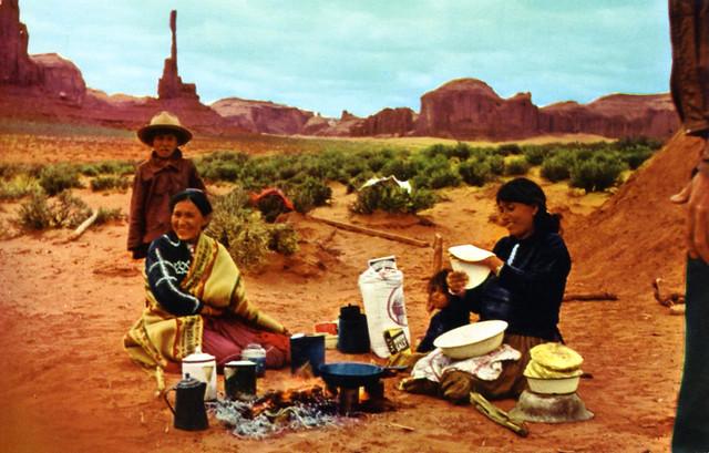 Navajo Indians in Northern Arizona AZ