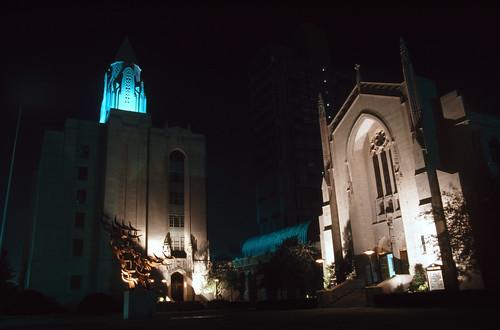 MLK Memorial at Boston University Chapel