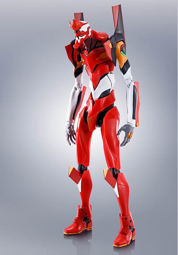 ROBOT魂「福音戰士新劇場版 EVANGELION 2號機」伴隨新規造型、S型裝備再次推出!