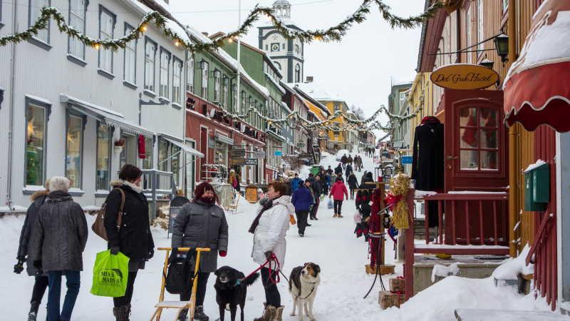 Home for Christmas Town